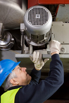 Machinery Repairs and Maintenance Perth - PRF Electrical