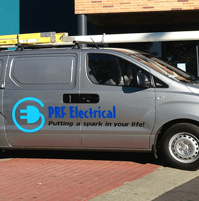 Commercial WiFi Set Up - PRF Electrical Services Perth