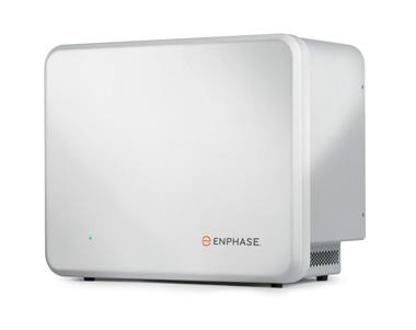 Enphase AC battery silo