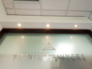 Electrician Perth trinix-lawyers-lighting-design