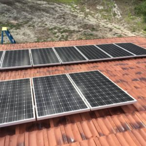 PRF Solar Install Mundajong a June 15