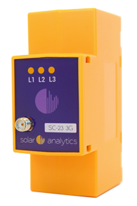 Solar smart monitor